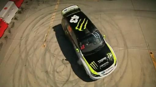 4WD Drifting by Ken Block