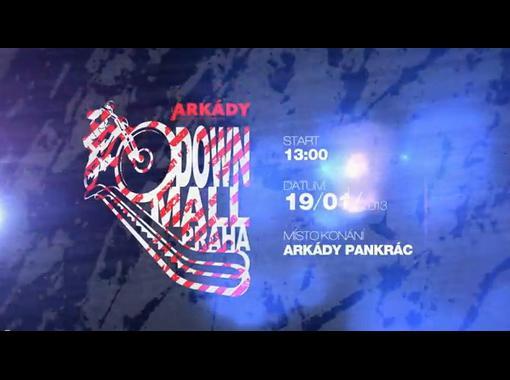 Arkády DownMall 2013 - oficiální video