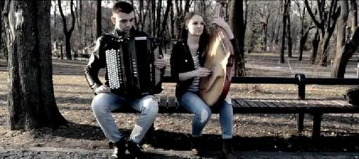 B&B Project, Metallica nothing else matters (bandura and accordion cover) Металлика бандура и баян