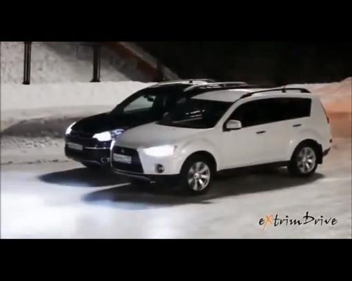 Танец на льду!