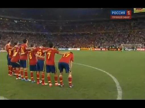 Евро-2012: Испания смогла победить Португалию только по пенальти (ВИДЕО)