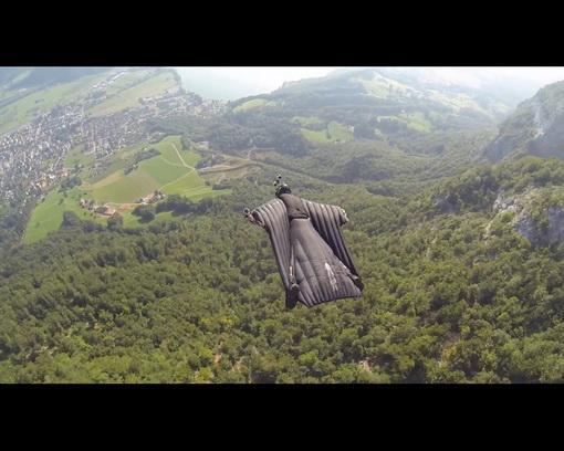 Полет над ущельем