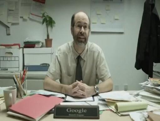 Если бы Google был человеком