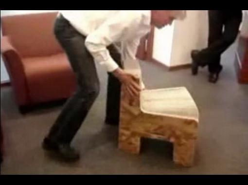 Новинка! Классный стул.