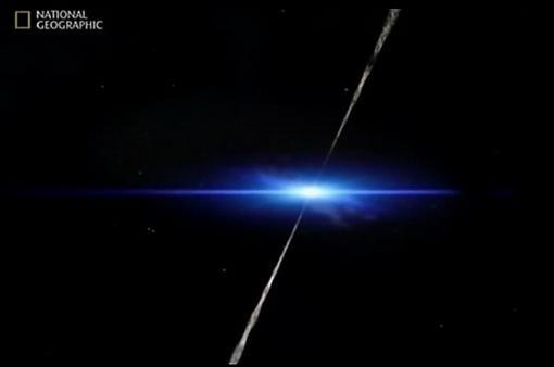 Квазар самый большой и опасный объект в космосе