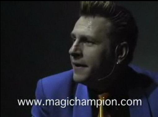 Чемпион МИРА по магии 2009