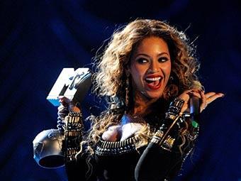 Бейонсе признали главной поп-звездой планеты