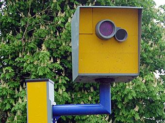 Спид-камера в Великобритании за пять лет оштрафовала 38 тысяч водителей
