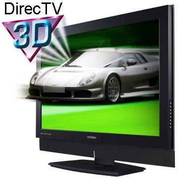 3D-телевидение появится в марте 2010 года