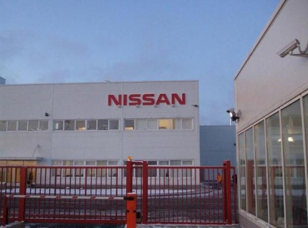 Как собирают Nissan для России!