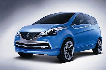 """Suzuki представила """"небесное чудо"""" (ФОТО)"""