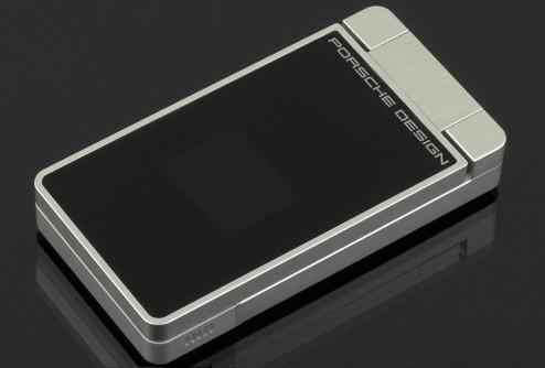 Porsche Design P'9521: телефон, который узнает своего владельца