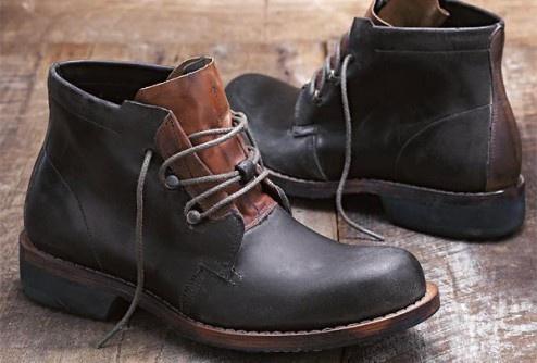Винтажная коллекция обуви от Timberland