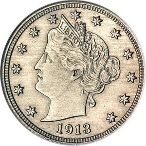 Редкая монета в 5 центов может быть продана за 3 миллиона
