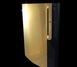 Самая дорогая Sony PS3 Supreme от Стюарта Хьюза