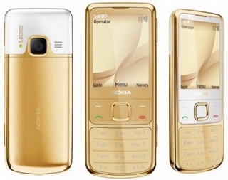 Nоkia 6700 Classic Gold Edition