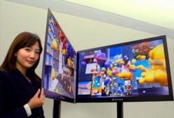 Самый плоский в мире ЖК телевизор от LG
