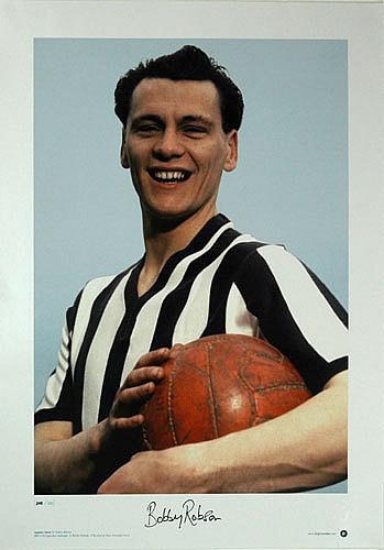 Бобби Робсон - герой футбола