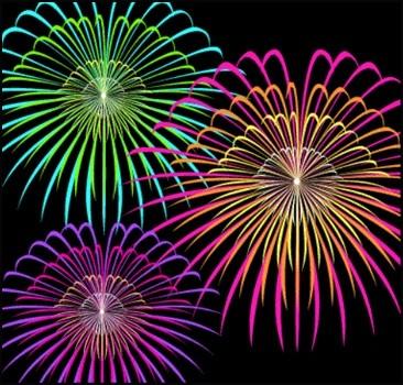 Новый год: лучшие фейерверки в столицах мира. ВИДЕО