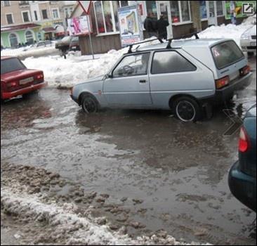 В Украине отменено 100 автобусных рейсов