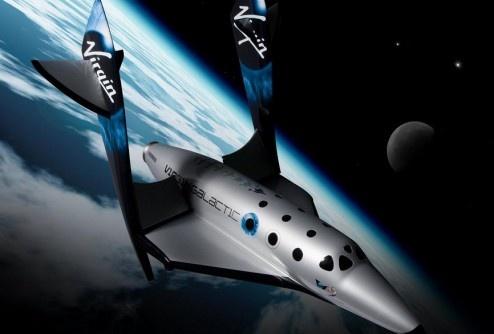Ричард Брэнсон представил второй корабль для космических путешествий