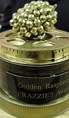 Премия Золотая малина