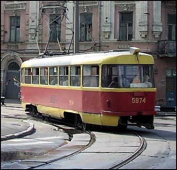 Трамваи приостановили забастовку