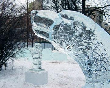 В Черкассах открывается ледовый фестиваль