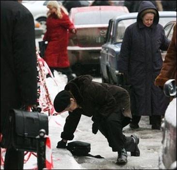 Платим деньги за неубранный снег? Начинаем экономить!