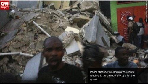 Смерть на Гаити. Часть 1. Шокирующие ФОТО и ВИДЕО