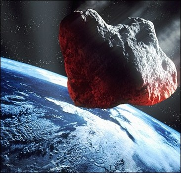 На Землю прилетел зонд с астероида