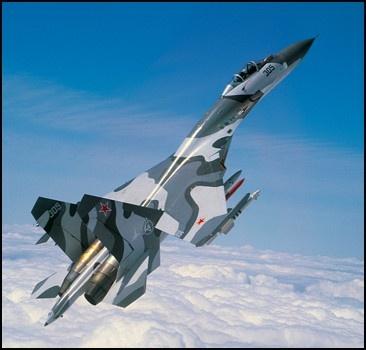 В небе исчез истребитель Су-27. Подробности