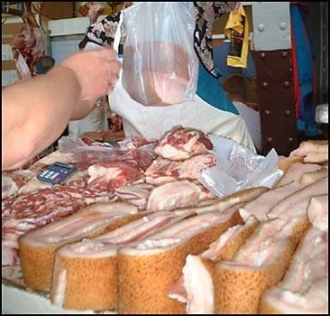 В столице пройдет распродажа мяса и овощей