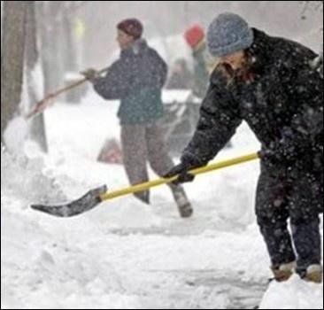 Киеву стоит поучиться избавляться от снега
