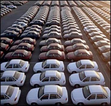 Продажи автомобилей в Украине увеличились
