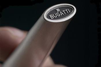 Ручку Bugatti можно купить