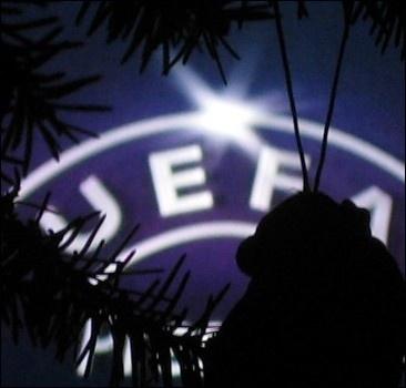 В Украину едут ревизоры с УЕФА