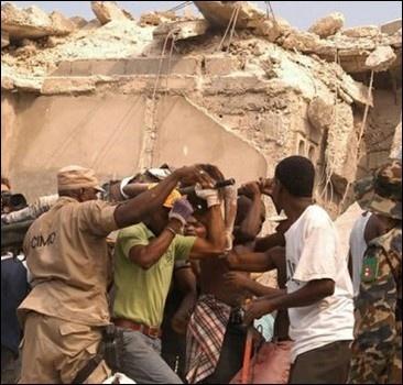 На Гаити свернули поисковые работы и произошло новое землетрясение