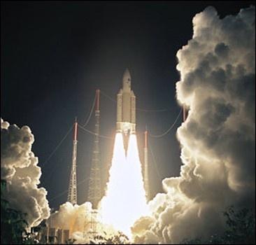 Украина на 4-м месте по пуску космических ракет