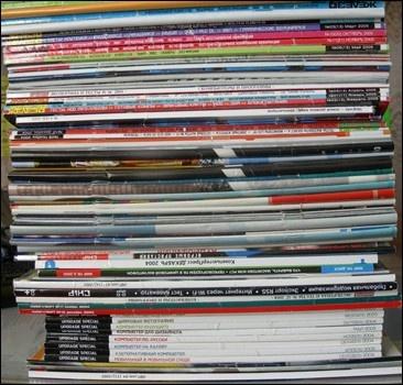 Подписчики получат журналы без вкладышей и дисков