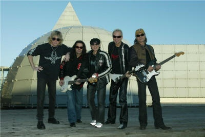 Scorpions объявили о завершении карьеры