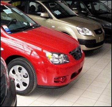 """В Украине резко """"просел"""" рынок автопродаж"""