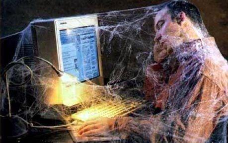 Как покинуть сеть интернет