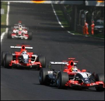 В Формуле-1 очередные нововведения