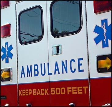 Четырехлетняя девочка выжила, упав с восьмого этажа