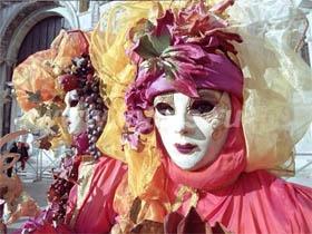 Стартует самый знаменитый итальянский карнавал