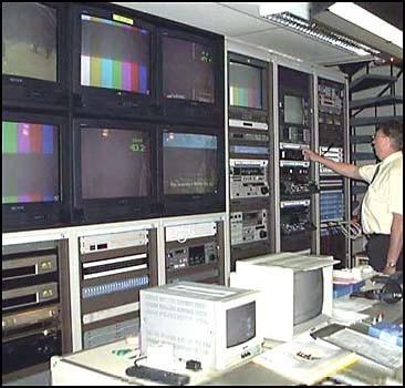 Цифровое вещание продержалось всего пару часов