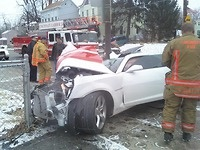 Как выйти сухим из разбитого Camaro?