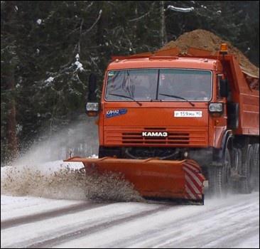 Из-за непогоды закрыта дорога от Донецка до Мариуполя