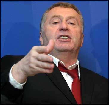 Жириновский требует, чтобы Украина вернула ему фабрику